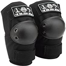 187 Killer Pads Fly Black Elbow Pads - Medium by 187 Killer Pads