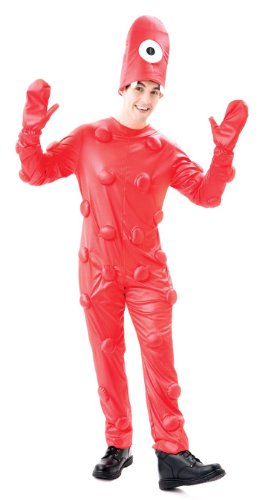 Paper Magic Group Underworld Ring Master Costume, Red, X-Large (Paper Magic Group Costumes)