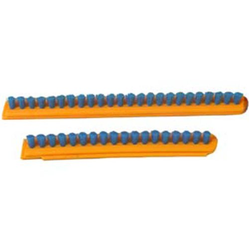Eureka Sanitaire 52282-4 Bristle Strip Set, Orange (Case of 12) ()