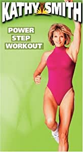 Kathy Smith - Power Step Workout [VHS]