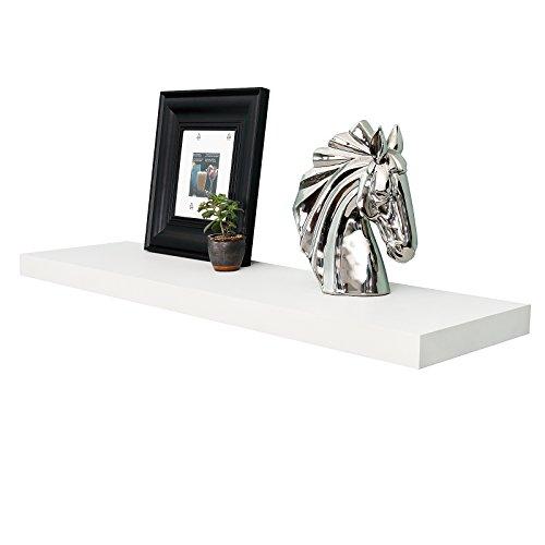 Espresso L-shape Storage Shelf (WELLAND 12
