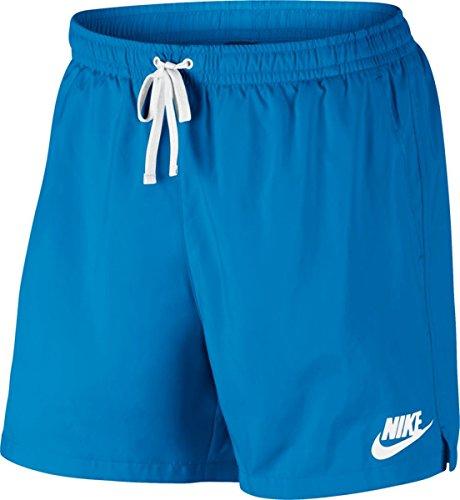 Nike Men's Woven Flow Short XX-Large, Blue