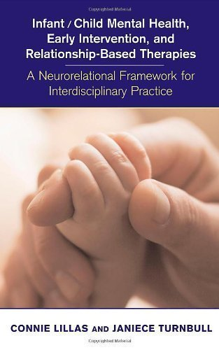 A Neurorelational Framework For Interdisciplinary Practice Infant Child Mental Health Early Intervention