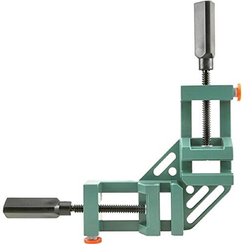 WOOD DOUBLE MITRE PICTURE CORNER MITER FRAME CLAMP WOODWORKING GLUING VISE TOOL by Clamp