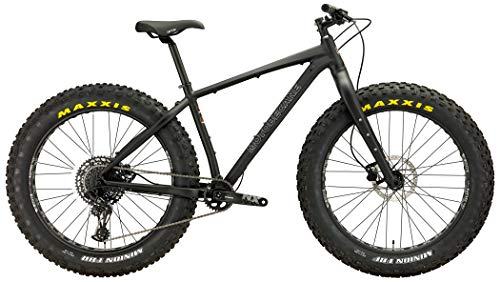 Motobecane 2019 Sturgis NX Eagle 1X12 Aluminum Fat Bike with Powerful Disc Brakes Fat Tire Bicycle 26