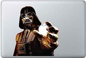"""KettyBeauty - Vinilo adhesivo para MacBook Pro/Air de 13"""", diseño de Star Wars"""