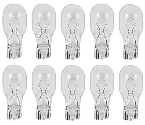 Diximus – 12 Volt 7 Watt Low Voltage T5 Landscape Bulb – Landscape Light Bulbs – Low Voltage Landscape Light Bulbs – 10…