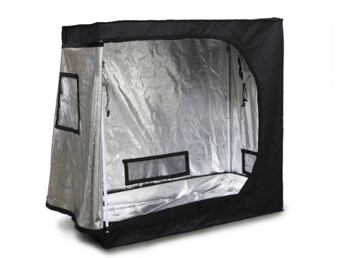 Mylar Reflective Hydroponic Grow Tent 48