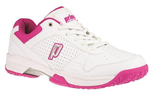 Prince Advantage Lite Women's Tennis Shoes White/Pink