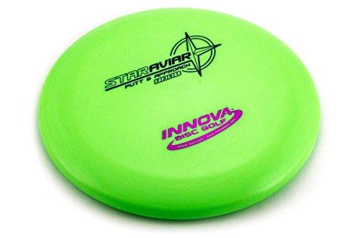 Innova Disc Golf Star Line Aviar Golf Disc, 173-175gm (Colors may vary)