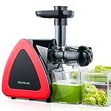 Homever Juicer Machines, Slow Masticating Juicer for Fruits & Vegetable Deal