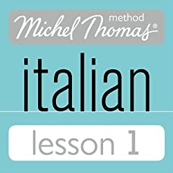 Michel Thomas Beginner Italian Lesson 1