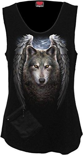spiral-womens-lycos-wings-zip-pouch-vest-black-xxl