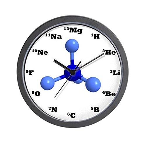 Decorative Elements - CafePress Elements Clock Blue Unique Decorative 10