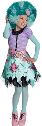 [Rubies Monster High Frights Camera Action Honey Swamp Costume, Child Medium] (High Quality Costumes For Sale)