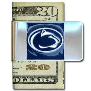 College Large Money Clip - Penn State Nittany Lions - Penn State Money Clip