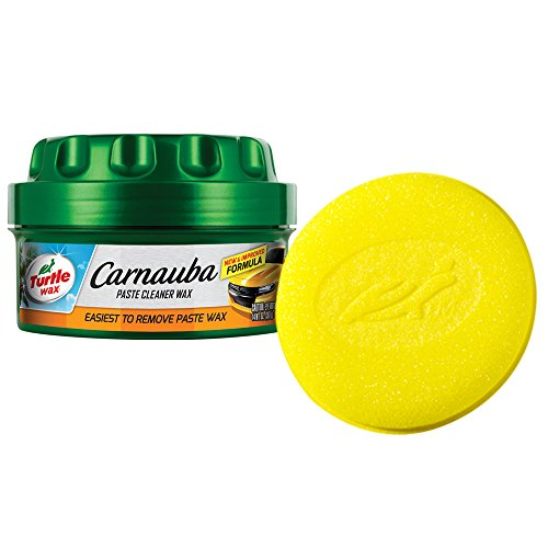Turtle Wax T-5A Carnauba Cleaner Paste Wax - 14 - Scratches Polishing Does Remove
