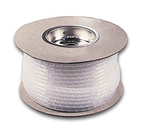 Natural Spiral Wrap - Spiral Wrap Polyethylene Natural Tubing 1/4 Inch Od 100 Ft