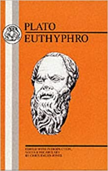 Plato: Euthyphro (BCP Greek Texts)