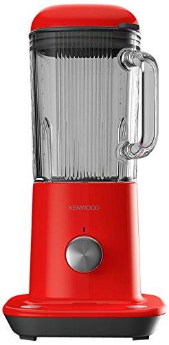 Kenwood Electronics BLX50RD Batidora de vaso 1.6L 800W Rojo - Licuadora (1,6