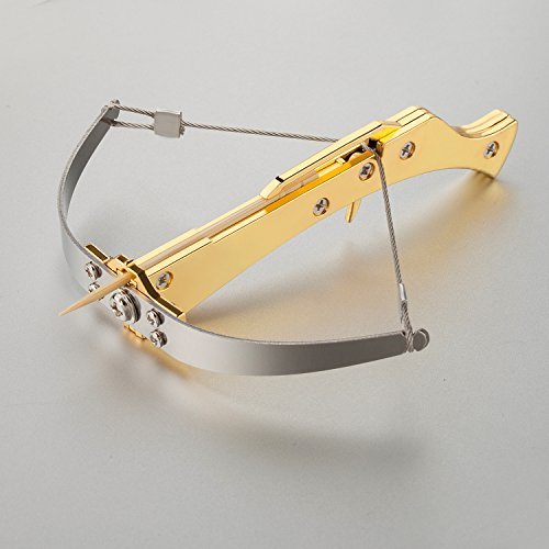 Woobud Mini Pocket Crossbow - Golden