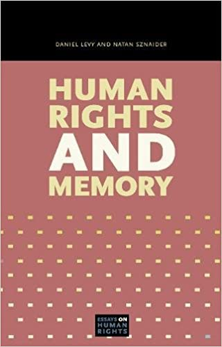 human rights and memory essays on human rights daniel levy  human rights and memory essays on human rights daniel levy natan sznaider 9780271037387 com books