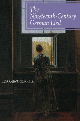 The Nineteenth-Century German Lied (Amadeus)