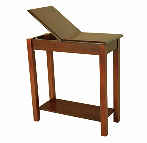 Frenchi Home Furnishing Chairside Storage Table