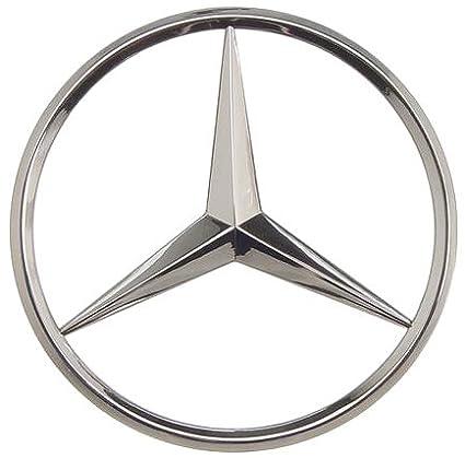 Mercedes Benz Symbol >> Oes Genuine Mercedes Benz Star Trunk Emblem