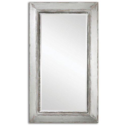Uttermost Lucanus Oversized Silver Mirror