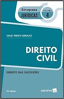 Sinopses jurídicas: Direito Civil - 20ª edição de 2019: Direito das sucessões: 4