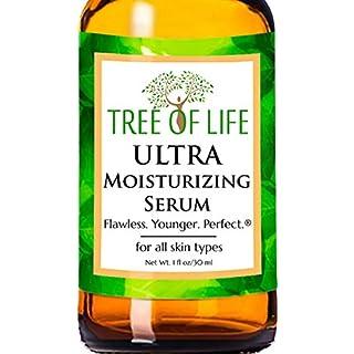 Face Moisturizer Serum - Dry Skin Facial Cream