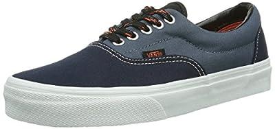 Vans Unisex Era (Tri-Tone) Skate Shoe (11 D(M) US)