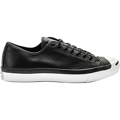 Converse Unisex Jack Purcell Jack Ox Black Casual - Purcell Converse Leather Jack