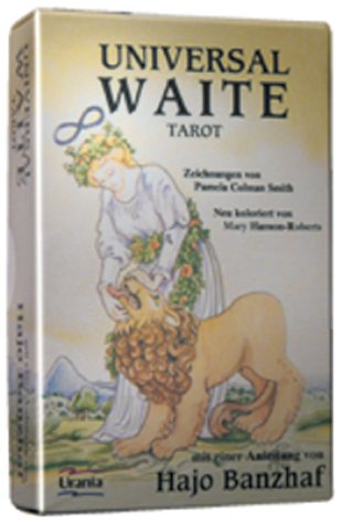 Universal Waite Tarot. Pocket