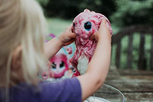 Little Live Scruff-a-Luvs plush mystery rescue pet, pink