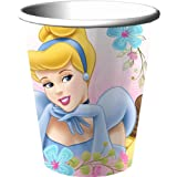 Disney's Fanciful Princess Paper Cups 8ct [Toy] [Toy] [Toy]