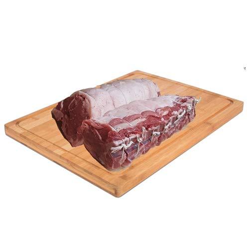 - USDA Prime American Lamb Loin Roast - 2.25 lbs Avg