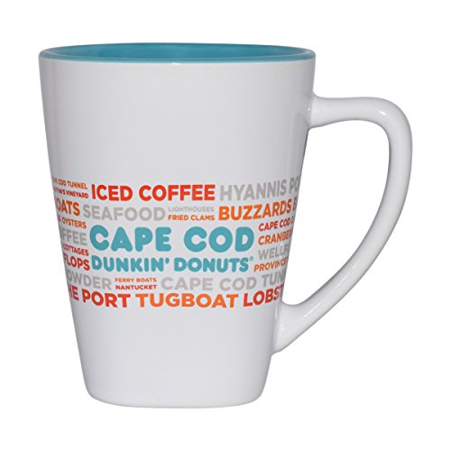 Dunkin' Donuts Limited Edition 2013 Destination Collection Mugs - Cape Cod (Cape Cod Beach Chair)