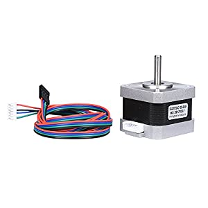 BIQU 42 Nema 17 Stepper Motor 34mm Height for CNC X / Y / Z axis For 3D Printer Electronic Parts from BIQU