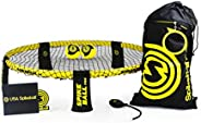 Spikeball Pro Kit (Tournament Edition) - Includes Upgraded Stronger Playing Net, New Balls Designed to Add Spi