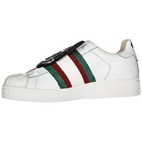 Moa Bianco Arts Donna Master Sneakers Of rHBURTwqrx