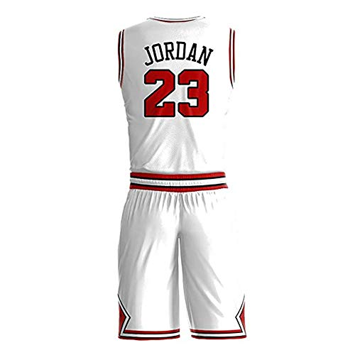 Men_Michael_Jordan_White_Jersey_and_Shorts