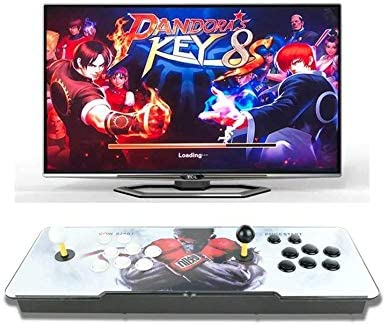 AB INC Pandora 8S Video Game Console, Arcade Machine 1399 Latest Classic  Games, 2 Players Pandora's Box 8S Multiplayer Home Arcade Console Games All  in 1 ...