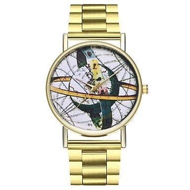 XKC-watches Relojes para Hombres, Hombre Mujer Reloj Creativo único Reloj Casual Chino Cuarzo