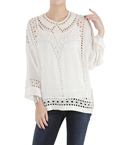 wiberlux-isabel-marant-ethan-womens-geometric-eyelet-blouse-36-ivory