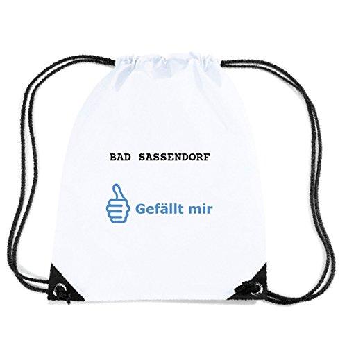 JOllify BAD SASSENDORF Turnbeutel Tasche GYM2245 Design: Gefällt mir sKazB8ZXrd