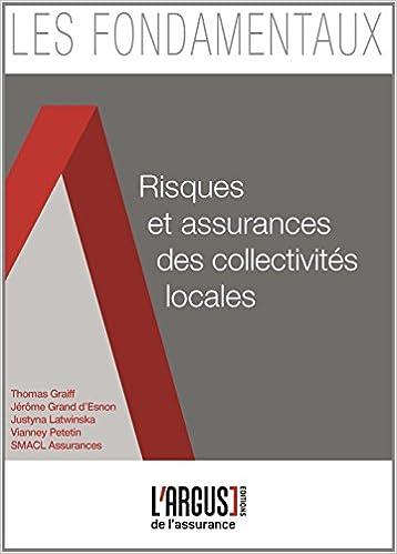 Livre Risques et assurances des collectivités locales pdf