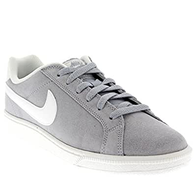 Amazon.com | Nike Mens Court Majestic Casual Low Top Suede