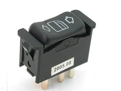Mercedes 560-SL (late) Window Switch for Left Front Door (Window 560sl)